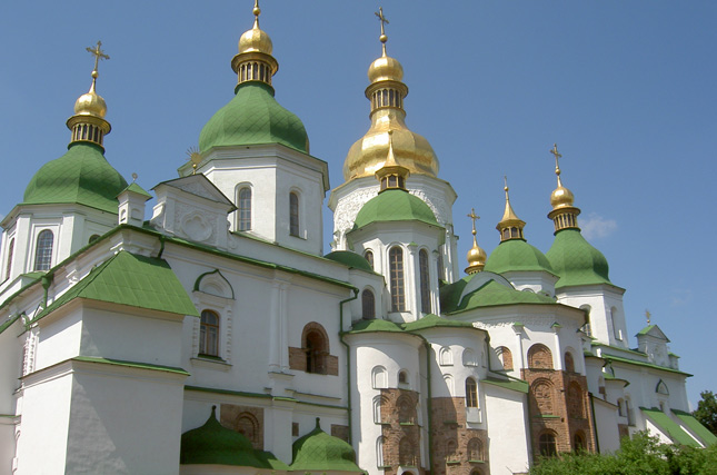 st sophia church in Kiev