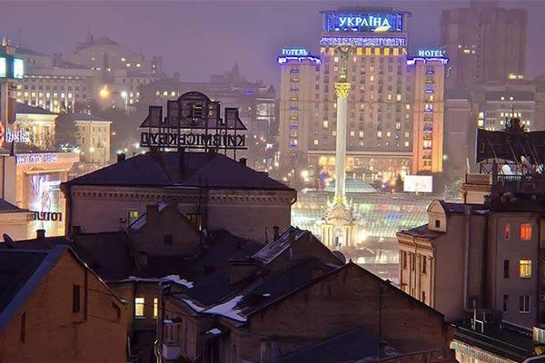 Studio Apartment On Mykhailivskyi Lane  Kiev